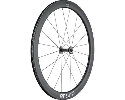 DT Swiss ARC 1100 DiCut 48 Front Wheel - 700, QR x 100mm, Rim Brake, Black