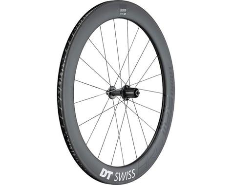 DT Swiss ARC 1100 DiCut 62 Rear Wheel - 700, QR x 130mm, Rim Brake, HG 11, Black