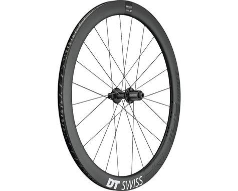 DT Swiss ARC 1100 DiCut 48 Rear Wheel - 700, 12 x 142mm/QR x 135mm, 6-Bolt/Cente