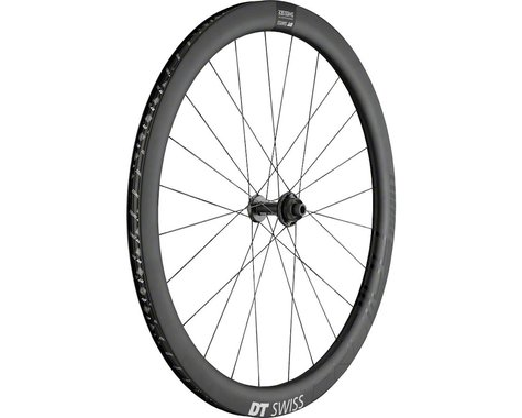 DT Swiss ERC 1100 DiCut 47 Front Wheel - 700, 12/QR x 100mm, 6-Bolt /Center-Lock