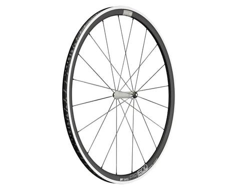 DT Swiss PR1600 Spline 32 Front Wheel (Black) (700c) (QR x 100mm) (Rim Brake)