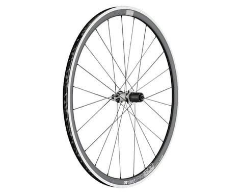 DT Swiss PR1600 Spline 32 Rear Wheel (Black) (700c) (QR x 130mm) (Rim Brake)