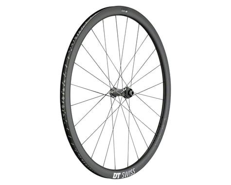 DT Swiss PRC 1400 Spline Front Wheel - 700, 12/15 x 100mm, 6-Bolt /Center-Lock,