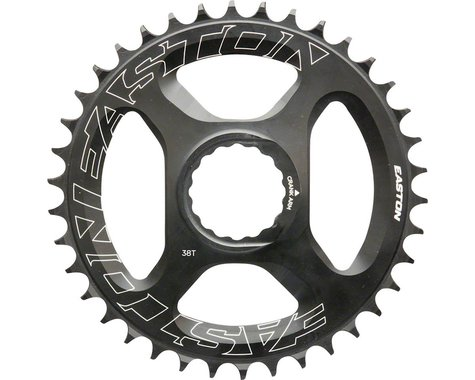Easton Direct Mount Chainring (Black) (38T)