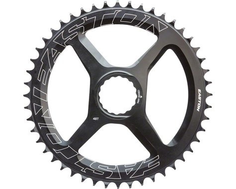 Easton Direct Mount Chainring (Black) (48T)