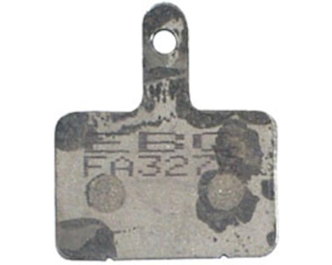 Ebc Brakes Red Disc Brake Pads (Shimano Deore) (Semi-Metallic)