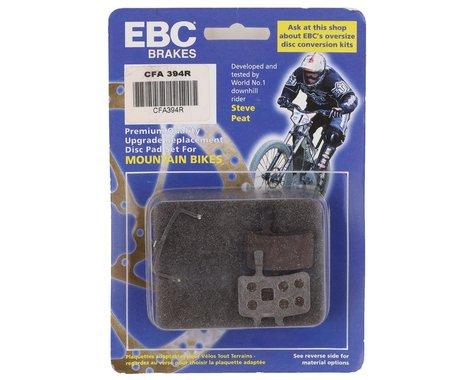 Ebc Brakes Red Disc Brake Pads (Avid Juicy/BB7) (Semi-Metallic)