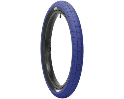 "Eclat Fireball Tire (Black/Blue) (20"") (2.3"")"