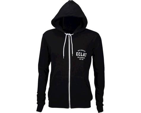 Eclat MFG Company Full Zip Hoodie: Black MD