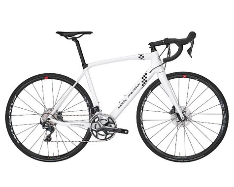 Eddy Merckx Lavaredo68 Disc Ultegra Mix Endurance Road Bike (White) (XS)