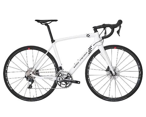 Eddy Merckx Lavaredo68 Disc Ultegra Mix Endurance Road Bike (White) (S)