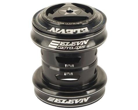 "Elevn Standard Headset (Black) (1"" Mini)"