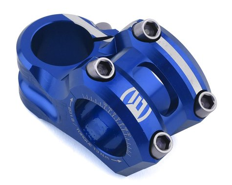 Elevn 31.8mm Overbite Stem (Blue) (45mm)