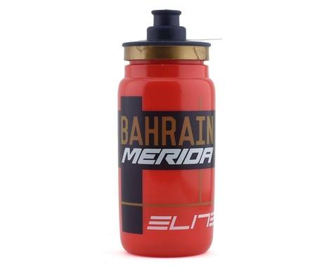 Elite Fly Team Water Bottle (Bahrain Merida) (Red) (550ml)