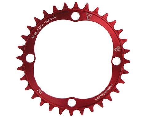 Endless Bike The 1 Chainring (Red) (104mm BCD) (32T)