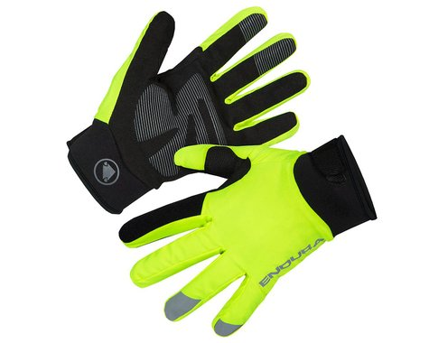 Endura Strike Glove (Hi-Viz Yellow) (XL)