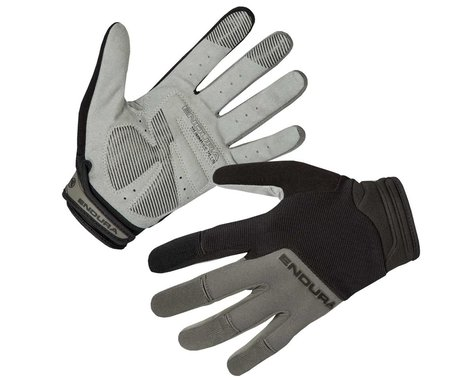 Endura Hummvee Plus Glove II (Black) (L)