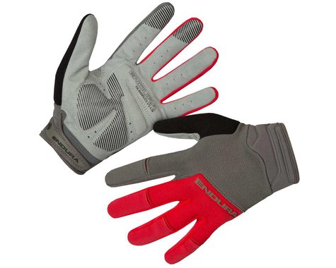 Endura Hummvee Plus Glove II (Red) (L)