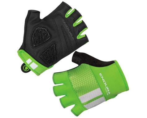 Endura FS260-Pro Aerogel Mitt Short Finger Gloves (Hi-Vis Green) (XL)
