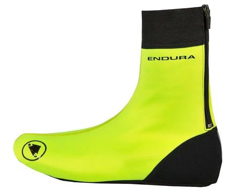 Endura Windchill Overshoe (Hi-Viz Yellow) (XL)