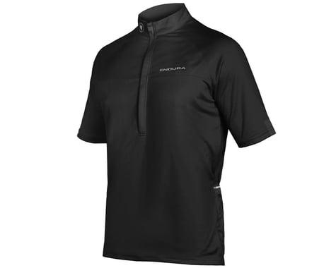 Endura Xtract II Short Sleeve Jersey (Black) (L)