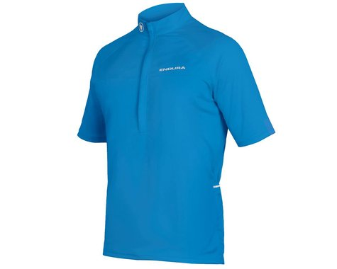 Endura Xtract II Short Sleeve Jersey (Ocean) (XL)