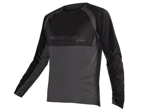 Endura MT500 Burner Long Sleeve Jersey II (Black) (L)