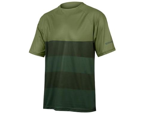 Endura SingleTrack Core T (Olive Green) (XL)