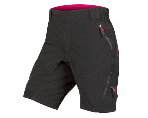 Endura Women's Hummvee Short II (Black) (M)