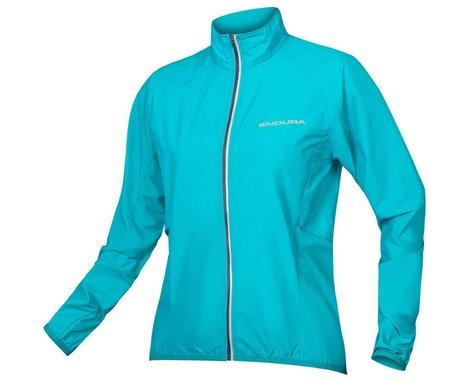 Endura Women's Pakajak Jacket (Pacific Blue) (XS)