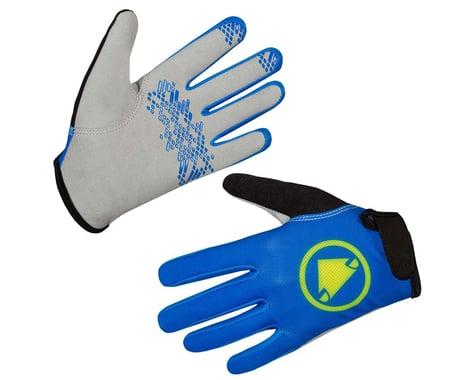 Endura Kids Hummvee Gloves (Azure Blue) (Kids M)