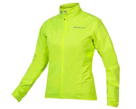 Endura Women's Xtract Jacket II (Hi-Viz Yellow) (S)