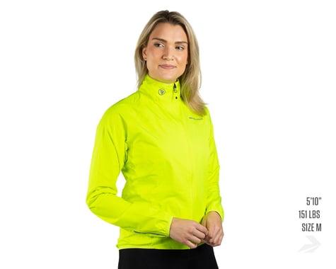 Endura Women's Xtract Jacket II (Hi-Viz Yellow) (M)