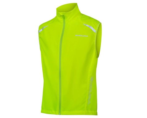 Endura Hummvee Gilet Vest (Hi-Viz Yellow) (M)
