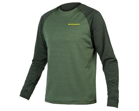 Endura Singletrack Fleece (Forest Green) (XL)