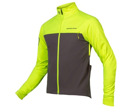 Endura Windchill Jacket II (Hi-Viz Yellow) (S)