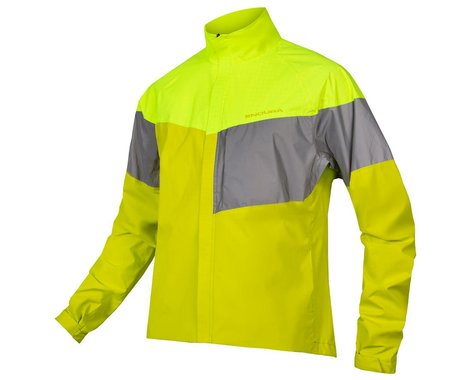 Endura Urban Luminite Jacket II (Hi-Viz Yellow) (S)