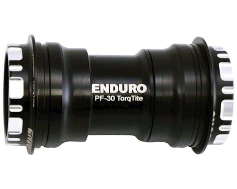 Enduro TorqTite XD-15 Corsa Ceramic Bottom Bracket (Black) (PF30)
