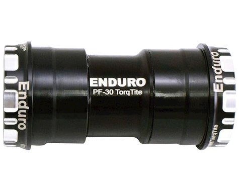 Enduro TorqTite Bottom Bracket: BB30 to 24mm, XD-15 Corsa Angular Contact Cerami