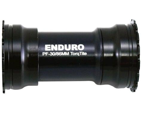 Enduro TorqTite XD-15 Corsa Ceramic Bottom Bracket (Black) (BB386 EVO)