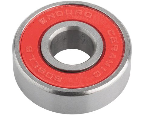 Enduro ABI Ceramic Hybrid 608 LLB Sealed Cartridge Bearing 8 x 22 x 7