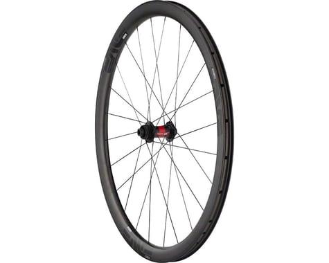 Enve SES 3.4 Wheelset - 700c, 15 x 100mm/12 x 142mm,HG 11, Center-Lock, Black