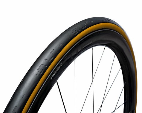 Enve SES Tubeless Folding Tire (Black/Tan) (700 x 25)