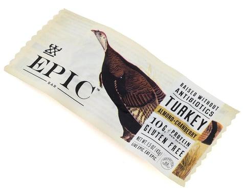 Epic Provisions Turkey Almond Cranberry Bar (1 1.5oz Packet)