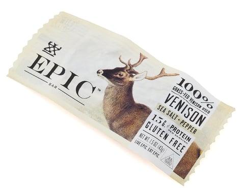 Epic Provisions Venison Sea Salt Pepper Bar (1 1.5oz Packet)