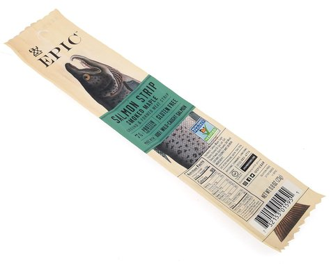 Epic Provisions Smoked Salmon Snack Strip (1 0.80oz Packet)
