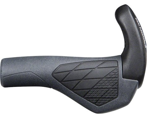 Ergon GS2 Grips (Black/Gray) (Large) (S)