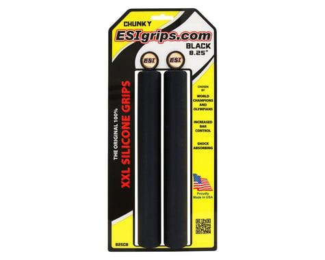 "ESI Grips ESI XXL 8.25"" Chunky Grips (Black)"