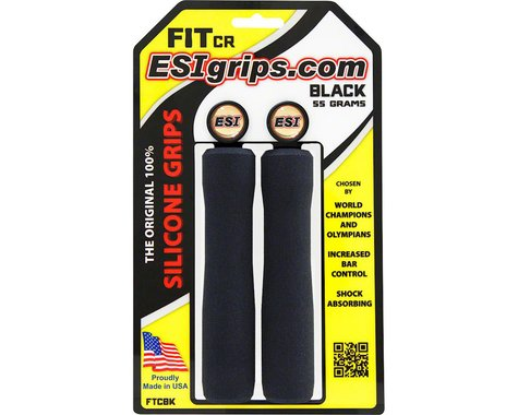 ESI Grips FIT CR Grips (Black)