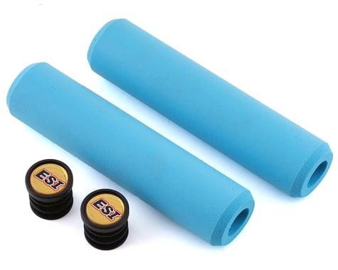 ESI Grips Extra Chunky Silicone Grips (Aqua)